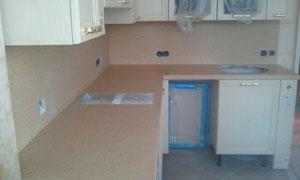 Столешница для кухни и фартук