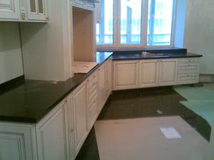 Столешница для кухни с подоконником