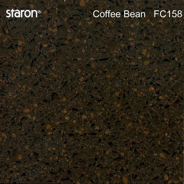 Столешница staron coffee bean столешница над стиральной машиной под встраиваемую раковину